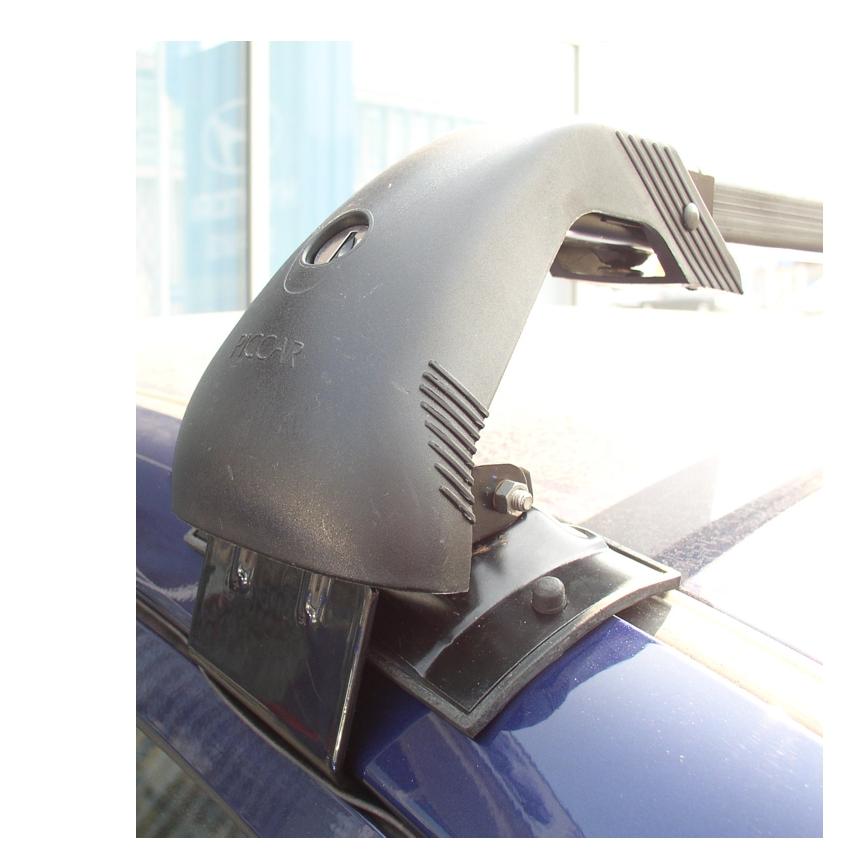 Střešní nosiče Piccola Piccar PC2079+TS2115 - pro vozy Ford Fiesta VI 5 dv