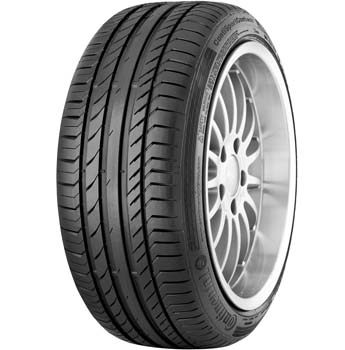 235/60R18 103H ContiSportContact 5 SUV (DOT 14) FR CONTINENTAL