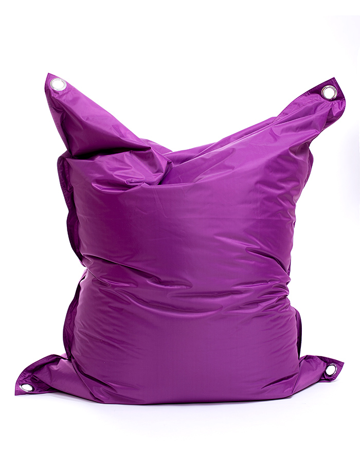 Sedací pytel Omni Bag s popruhy Violet 191x141