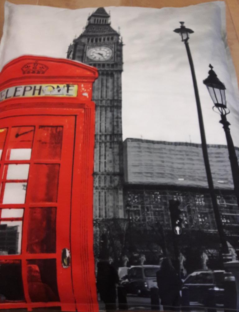 Designový sedací pytel Omni Bag Londýn 176x136