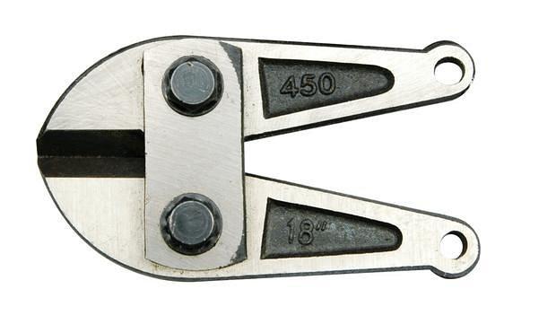 Compass Náhradní čelisti 750 mm pro kleště štípací TO-49750