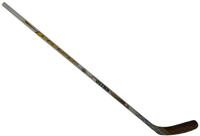 ACRA Hokejka laminovaná dřevěná 147cm - pravá