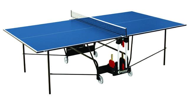 Sponeta S1-73e pingpongový stůl venkovní modrý