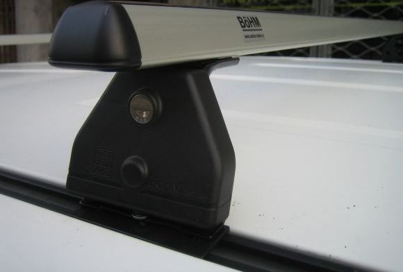 Střešní nosiče BOHM ALU SYSTEM P 3490