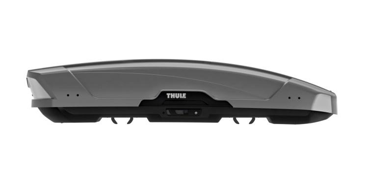 Thule Motion XT Sport (600) stříbrný lesklý ***
