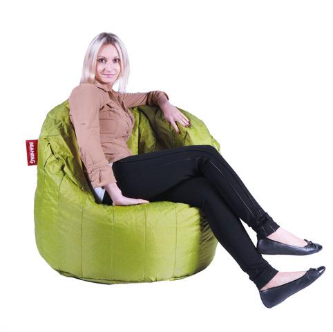 Sedací pytel Beanbag Chair 80x80x75 Green Frog