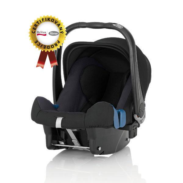 RÖMER BabySafe plus II - Trend Line 2014, Black Thunder