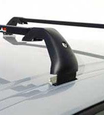 Střešní nosiče ELSON auto Piccar PC4020+TS3112 - pro vozy Renault Megane II hatchback