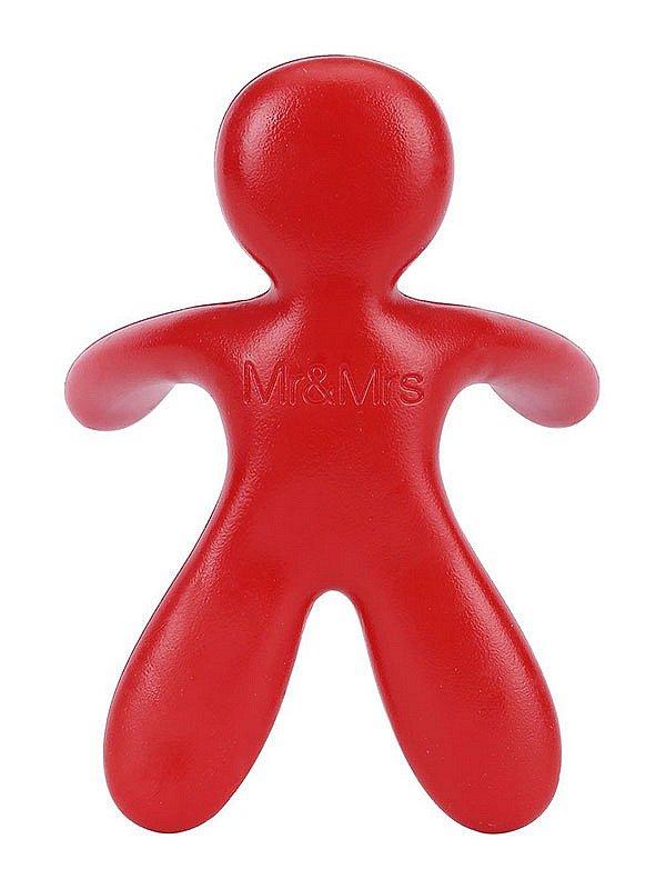 Compass Osvěžovač Mr&Mrs Fragrance CESARE Pepper Mint červený