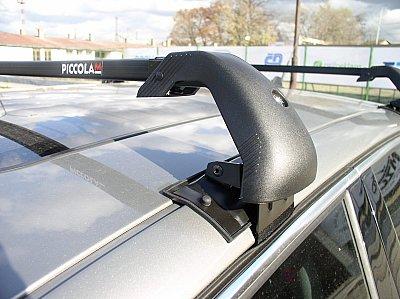 Střešní nosiče Piccola Piccar PC3013+TS3116 - pro vozy Škoda Superb II