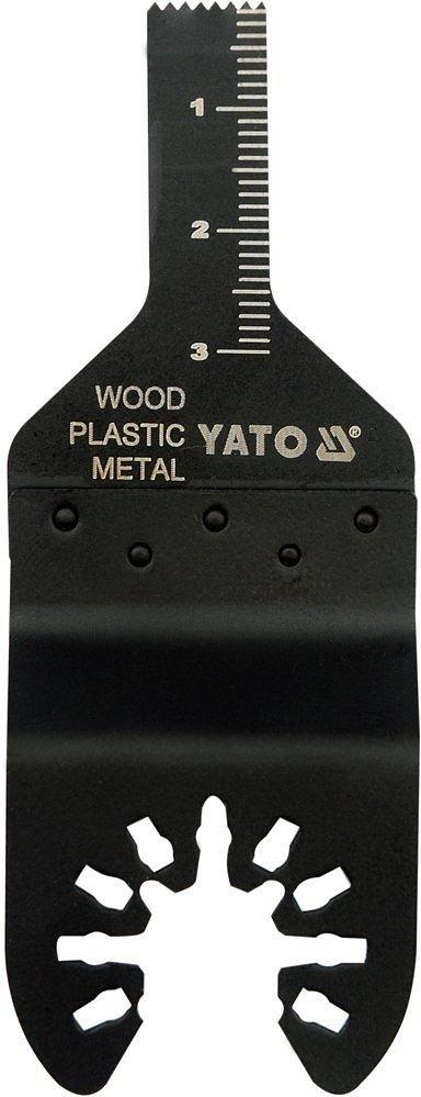 Pilový list na ponor. řezy BIM pro multifunkci, 10mm (dřevo, plast, kov)
