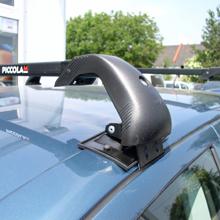 Střešní nosiče Piccola Piccar PC2052+TS3114 - pro vozy Škoda Octavia Combi II, Octavia Combi Tour II