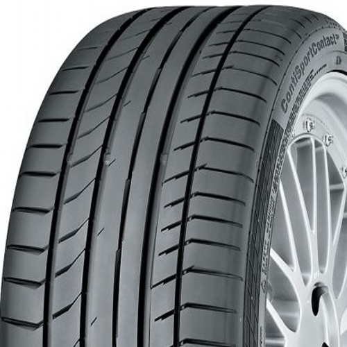 245/45R19 98W ContiSportContact 5 SUV FR CONTINENTAL