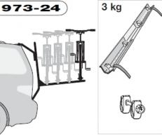 Thule adapter 973-24