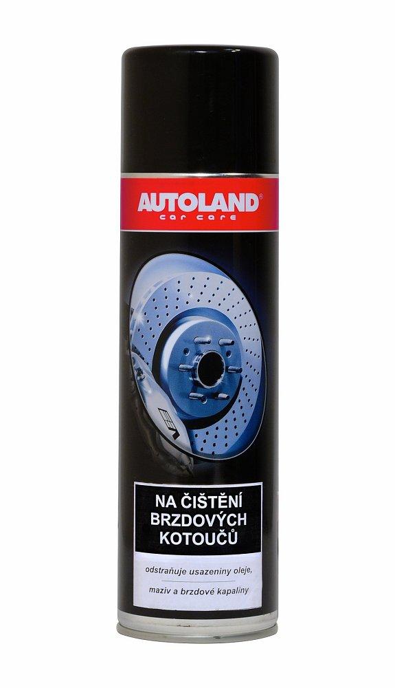 Spray na brzdové kotouče NANO+ 500ml