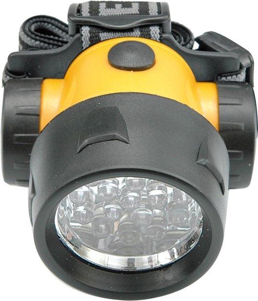 Compass Lampa montážní LED 17 čelovka