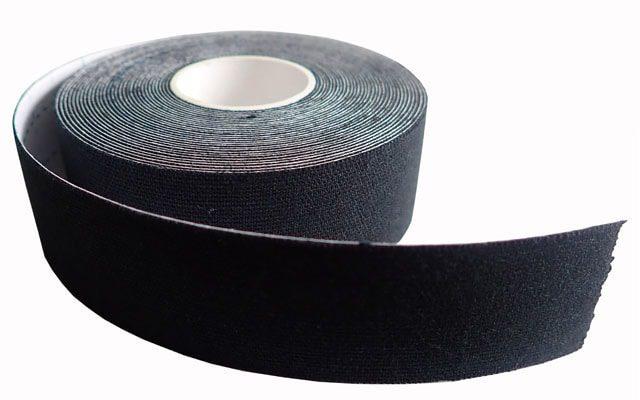 ACRA D71-CRN Kinezio tape 2,5x5 m černý
