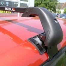 Střešní nosiče Piccola Piccar PC3010+TS3115 - pro vozy Škoda Fabia II hatchback