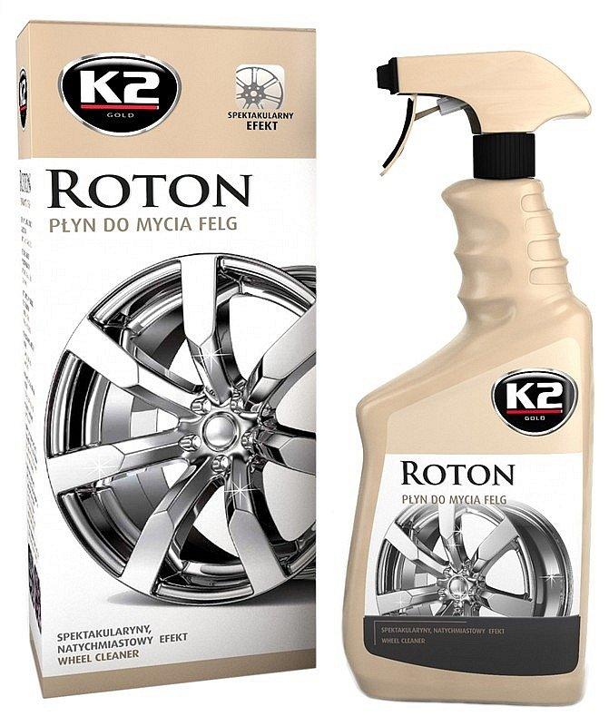Compass K2 ROTON 700 ml - profesionální čistič disků kol