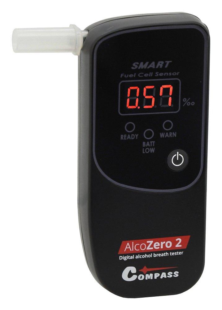 Compass Alkohol tester AlcoZero2 - elektrochemický senzor