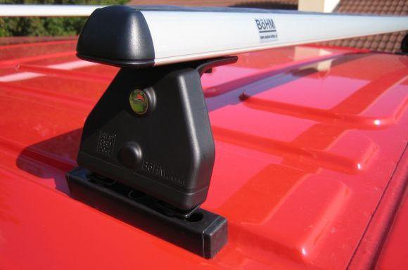 Střešní nosiče BOHM ALU SYSTEM F 2990