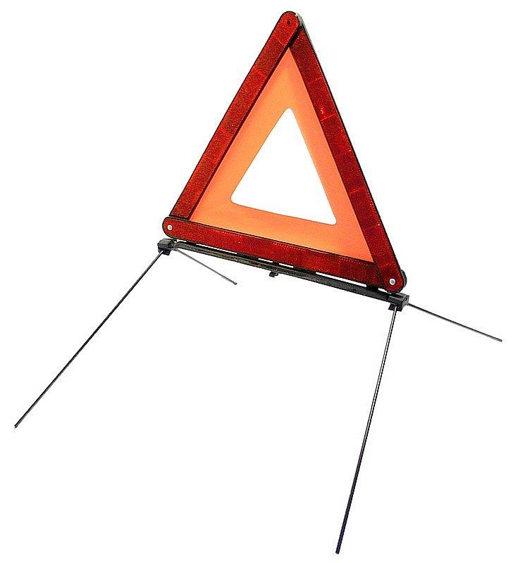 Compass Trojúhelník výstražný 380gr E homologace