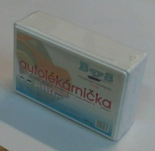 Nová autolékárnička pro rok 2011