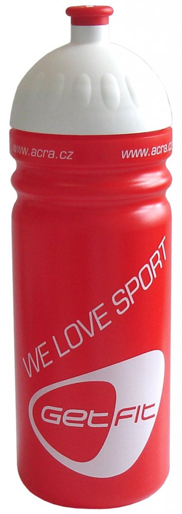 Acra lahev CSL07 0,7L červená