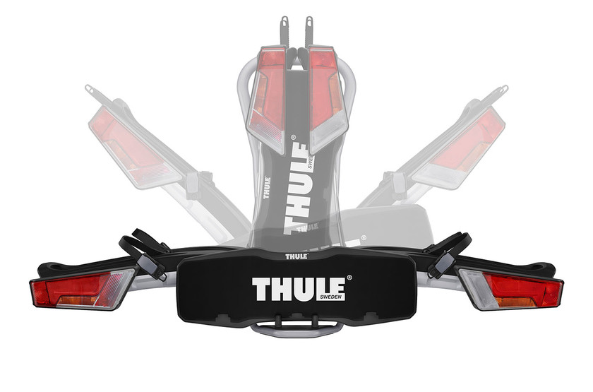 Thule EasyFold 931 - jedinečný skládací nosič 2 kol