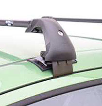 Střešní nosiče Piccola Piccar PC2029+TS2115 - pro vozy Chevrolet Aveo