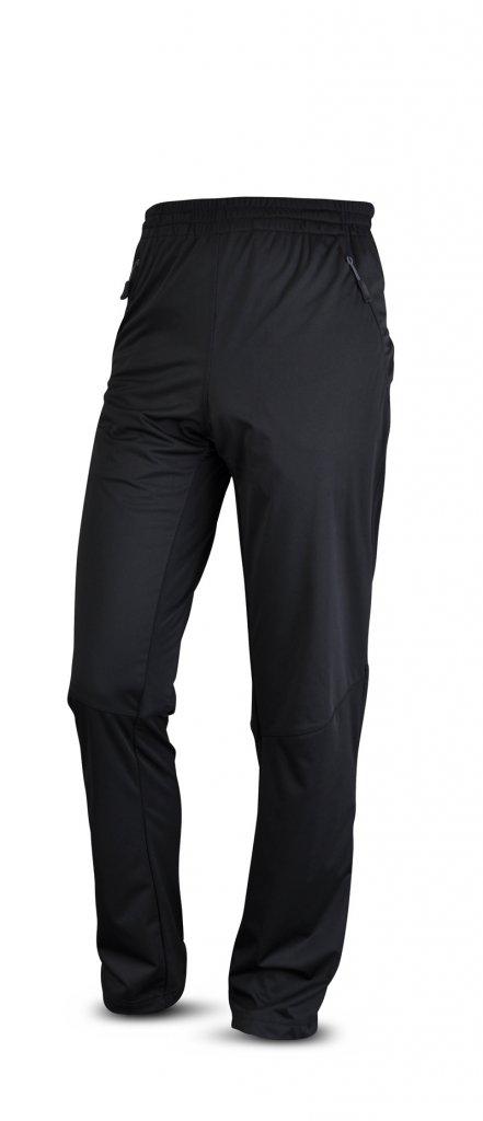 Kalhoty Trimm X-CROSS PANTS black/ black vel. M