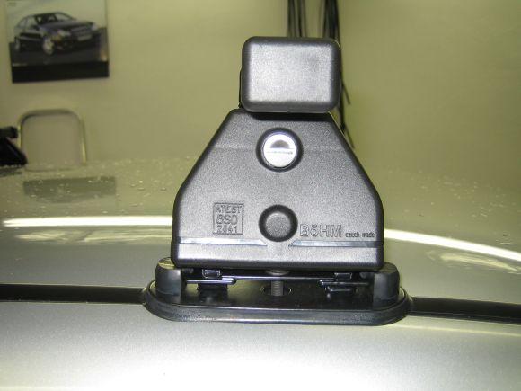 Střešní nosiče BOHM SYSTEM D 2600
