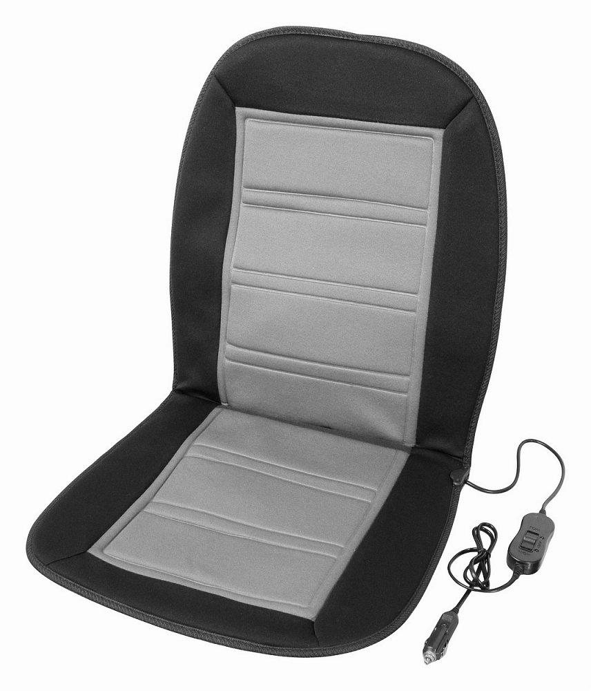 Compass Potah sedadla vyhřívaný s termostatem 12V LADDER šedý