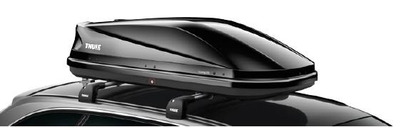 Střešní box Thule Touring M (200) černý lesklý ***