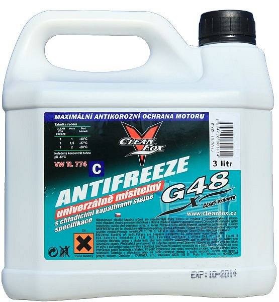 Compass Antifreeze G48, 3L