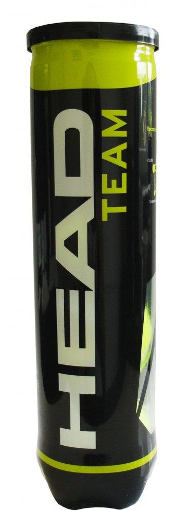 HEAD G7781 TEAM tenisové míčky 4ks