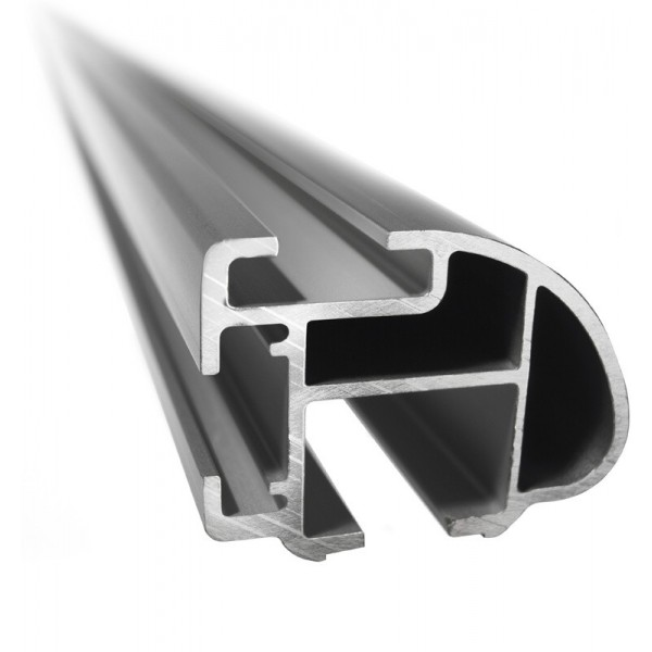Příčníky Thule Professional 775+391 na hagusy s hliníkovými tyčemi 135 cm