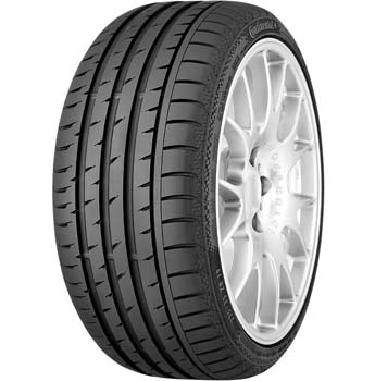 245/45R19 98W ContiSportContact 3 * SSR FR CONTINENTAL