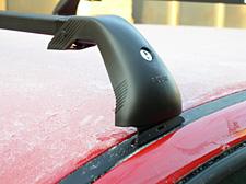 Střešní nosiče Piccola Piccar PC4016+TS3113 - pro vozy Fiat Stilo hatchback