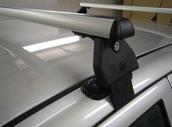 Střešní nosiče BOHM ALU SYSTEM C 3000
