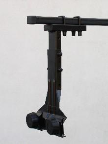 Střešní nosiče Piccola FLR400-31A2+TF2224 - pro dodávky s okapničkou