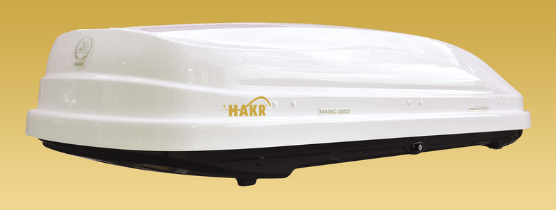 Hakr Magic Line 320 bílý HVO873