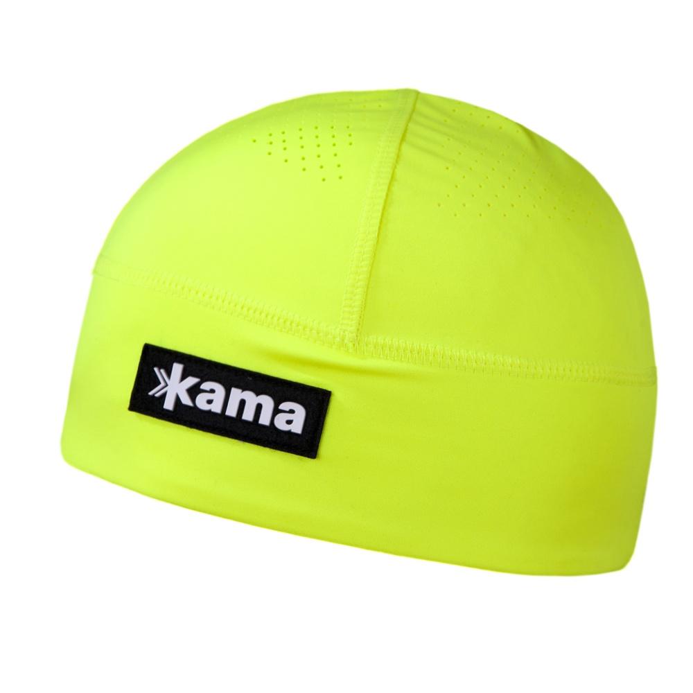 Běžecká čepice Kama A87 žlutá