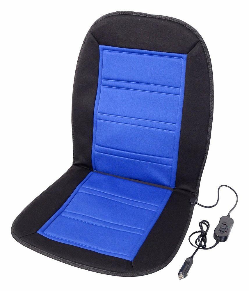 Compass Potah sedadla vyhřívaný s termostatem 12V LADDER modrý