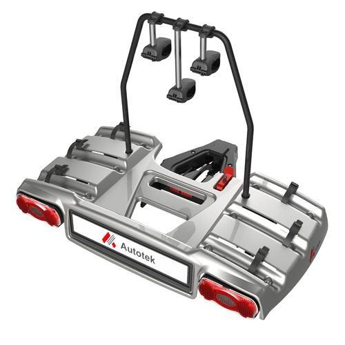 Autotek Gavia BKKR3 - sklopný nosič 3 kol na TZ- SKLADOVÝ VÝPRODEJ