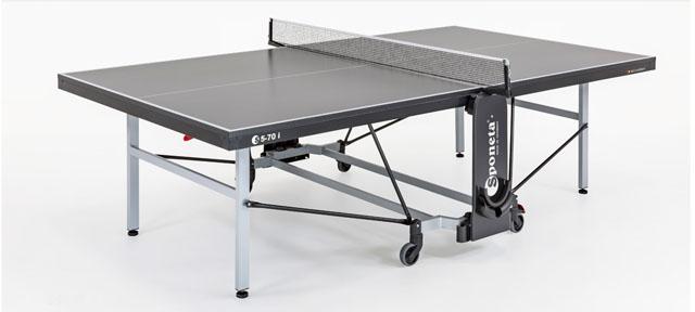 Sponeta S5 70i stůl na stolní tenis šedý