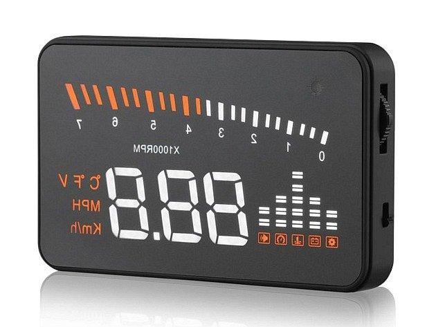 "Compass Monitor s HUD projekčním displejem 3,5"""