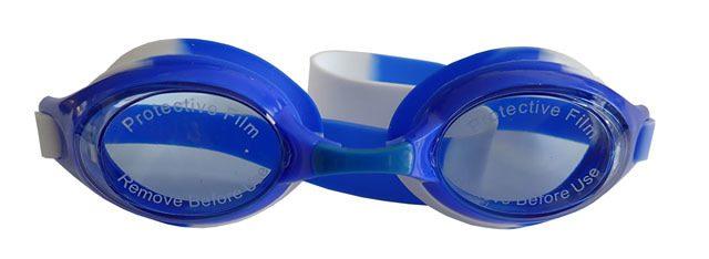 ACRA KIDS Plavecké brýle dětské - silikon