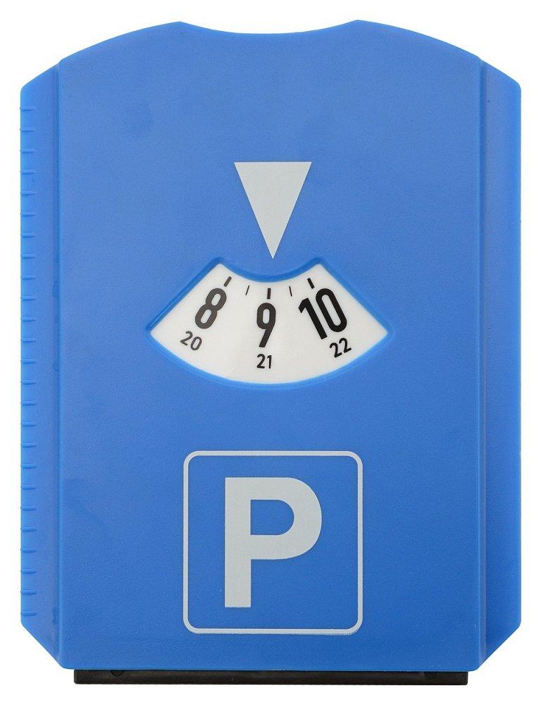 Compass Parkovací hodiny s měřičem dezénu