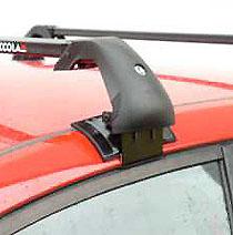 Střešní nosiče Piccola Piccar PC2031+TS2115 - pro vozy Ford Fiesta
